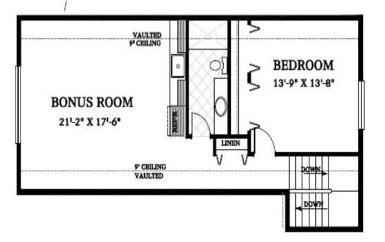 with pantry Master walk-in closet and dual sinks,