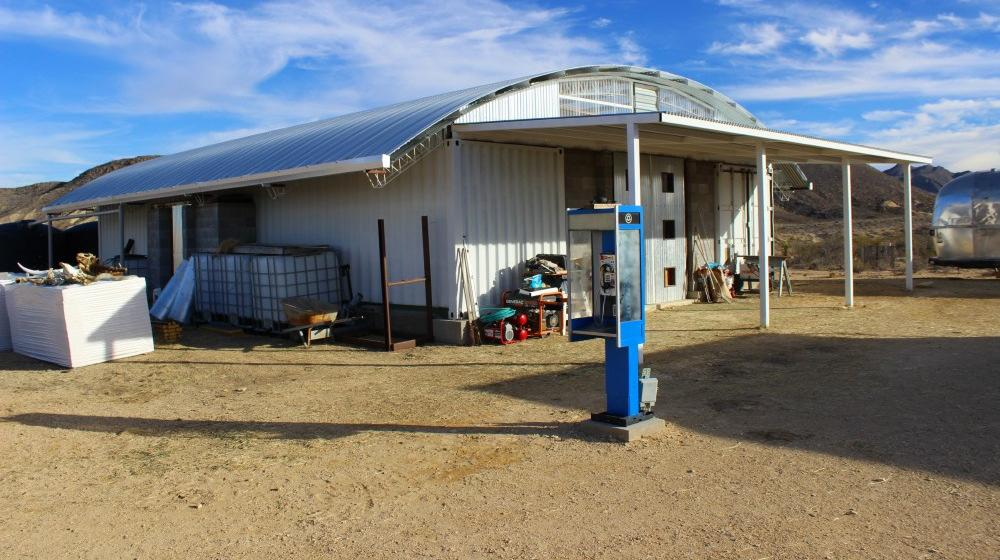 Photo #9: Front view of The Field Lab .