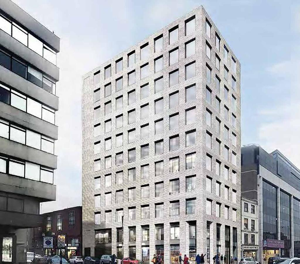 73 77 Commercial Road, London On behalf of Regal CR Ltd, Iceni Projects obtained planning permission on the 27th November 2017, from the London Borough of Tower Hamlets (LBTH) for an 11 storey