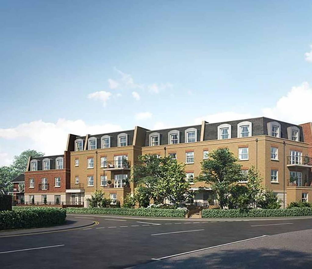 Oldfield Road, Maidenhead On behalf of Shanly Homes, Iceni Projects obtained planning permission on the 11th February 2018, from the Royal Borough of Windsor and Maidenhead (RBWM) for the for the