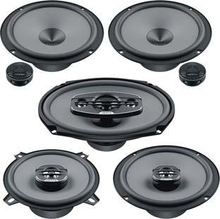 "magnet PEI dome tweeters K165 K130 6.5"" Uno 2-Way Component Set - 300w Peak 5.25"" Uno 2-Way Component Set - 220w Peak X165 X130 X690 6."