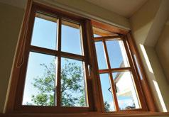 Windows and Doors Replacement windows, doors, and skylights are available in a large variety of types and prices.