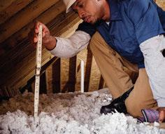Attic Insulation Proper attic insulation is a key element for a more comfortable and energy efficient home.