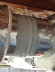 Duct Sealing Your duct system is responsible for efficiently distributing conditioned air throughout your home.