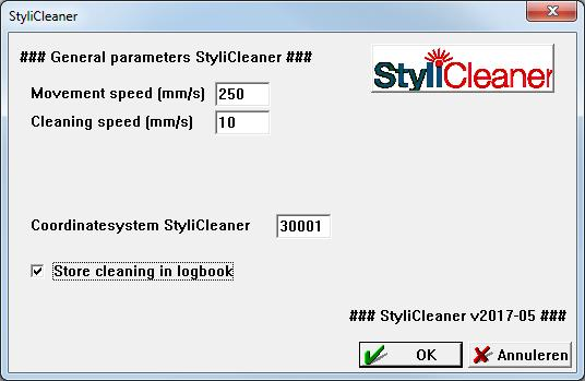 Installation program_3 9) Start the measurement program 1 Setup StyliCleaner and