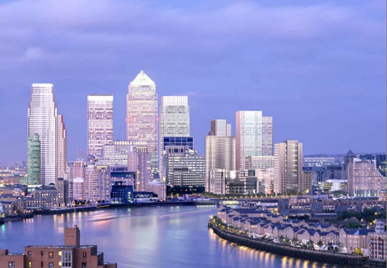Canary Wharf is a thriving space and vibrant business district with a wide range of shops, restaurants, pubs and wine bars, as well as healthcare and leisure facilities and an extensive arts and