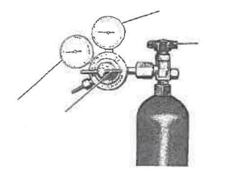 3.7 Repairing of refrigerant cycle / Brazing point 3.7. Preparation for repairing of refrigerant cycle / brazing Brazing which is a technique needed for repairing refrigerant cycle requires advanced