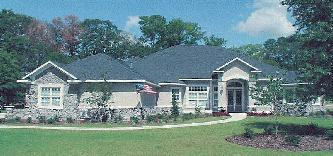 All America Homes of Gainesville Gainesville, Florida Category A, 2 Homes Awards: 2003 Energy Value Housing Award, Silver Medal, Custom Home/Hot Climate 2002 South East Builder's Conference, Grand