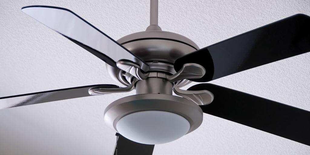 CEILING FAN $25 REBATE A ceiling fan doesn t directly cool the air by itself; instead, it works by creating a downdraft of air that makes a room feel cooler by pushing the heat away from your body,