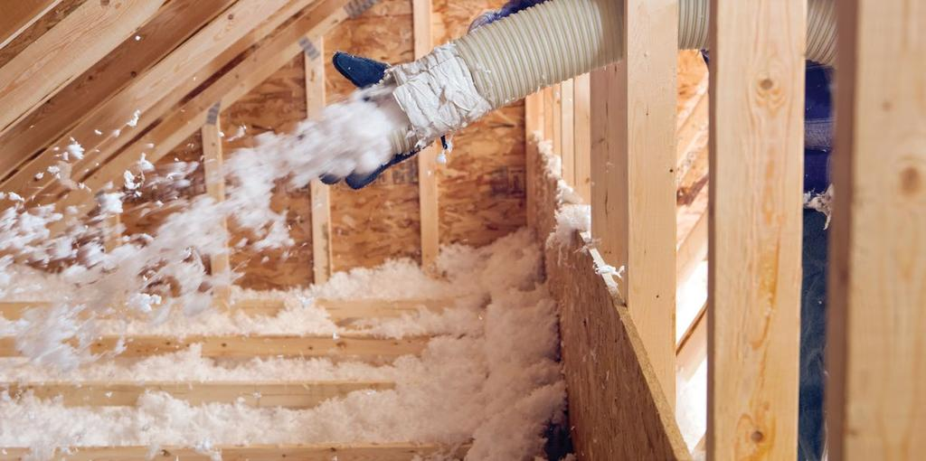 CEILING INSULATION UP TO $1000 REBATE In climates with extreme weather conditions, heating and cooling can make up a significant portion of your energy bill.