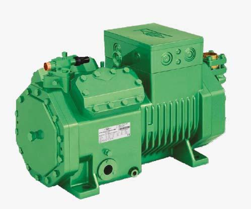 Semi Hermetic Reciprocating The Octagon semi hermetic compressor from Bitzer has gained a wonderful name throughout the refrigeration industry and provides a great platform for the semi hermetic