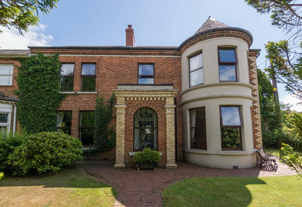 This imposing red brick Victorian family residence has been sympathetically restored to provide superb family accommodation which is immaculately presented by the current owners.