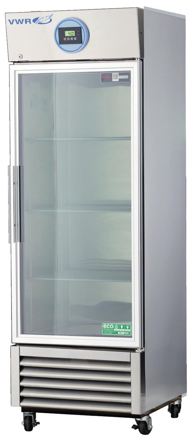 VWR Laboratory Refrigerators and Freezers 01.