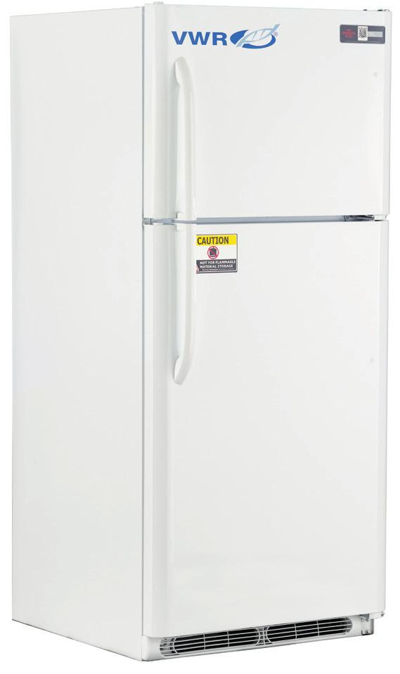 Manual & auto defrost freezers where noted 2/5 Warranty Two-year parts and labor warranty, five years on compressor parts Keyed door locks, probe access port, UL/C-UL listed 10819-926 Precise