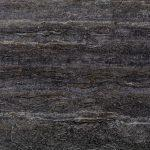 4. Black Travertine Travertines are visually appealing and add an aesthetically pleasing touch in home decor.