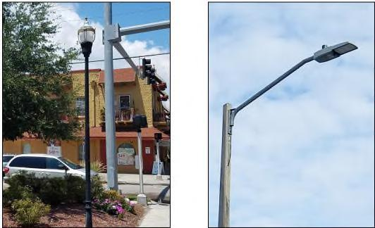 Neighborhood street lights in unincorporated Hillsborough County are paid for by property owners as a separate Hillsborough County Consolidated Street Lighting Special Purpose District assessment on