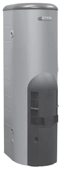 Rheem Stellar Gas - 330 850330 2-5 Outdoor 5 Star energy efficiency uses less gas than 3 or 4 Star water heaters 200L/hour hot water recovery Advanced technology the Stellar Superflue Mains pressure