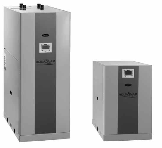 Water-Sourced Liquid Chillers/Heat Pumps with or without Integrated Hydronic Module www.eurovent-certification.com www.certiflash.