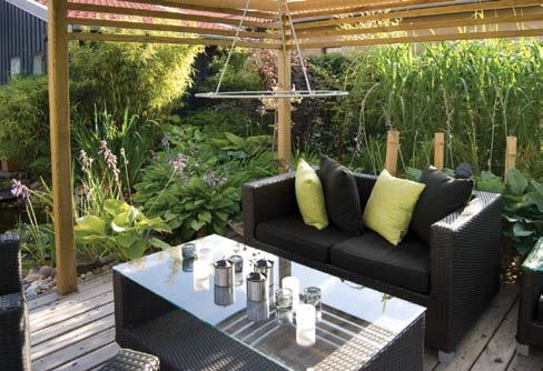 With the advancements in outdoor furniture, that is completely achievable.