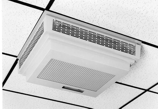 Operation And Maintenance Manual MODEL SSC-7 SEMI-FLUSH CEILING MOUNTED