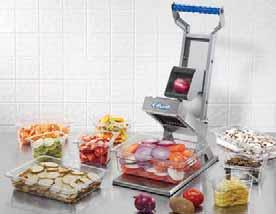 This page contains products that help control food quality, reduce food waste, increase prep time efficiency and control portion sizes. ARC! Fruit & Vegetable Slicers ARC!