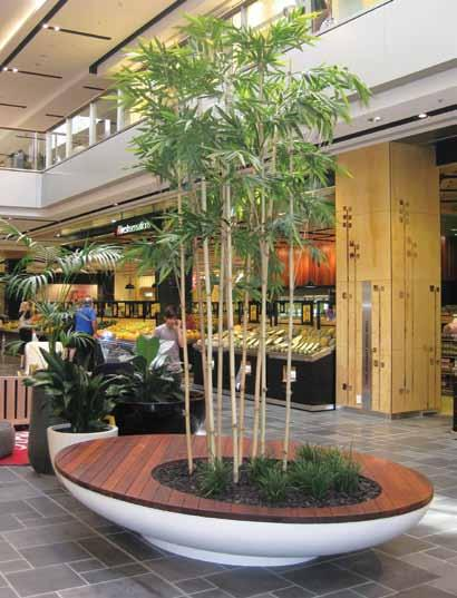 uniqueinspred custom Westfield Carindale Brisbane Examples of custom manufacture include: Planter