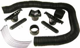 For H-503012 & H-803012 Heaters MFA128 Defrost Kit w/2.