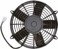 Full range of fans available. See www.dcm-mfg.com for complete listing. IGNITION PROOF 90 4x Ø13.