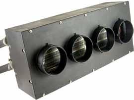 Also available with permanent magnet motors for variable Speed Control. Mounting Brackets & HARDWARE (included) 24V Part No.