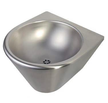 Supplied with removable perforated stainless steel strainer basket, close fitting cover with recessed handle and fitted with sound deadening pads and integral earth tag.