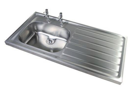 Jersey - HTM64 Sit-on sink tops Jersey hospital sinktops comply with HTM64 (Sanitary assemblies) and are used extensively in hospitals, clinics, surgeries, nursing homes and accident units.