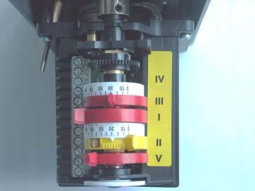 17 3 Before starting the burner up, drive the high flame actuator microswitch matching the low flame one (in order to let the burner operates at the lowest output) to safely achieve the high flame