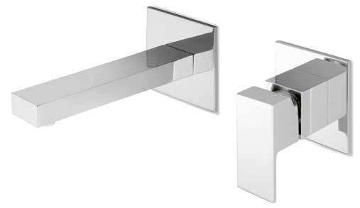 Rex Basin Taps Single-lever basin mixer Deck-mounted (LP/HP) 215 BRE5010