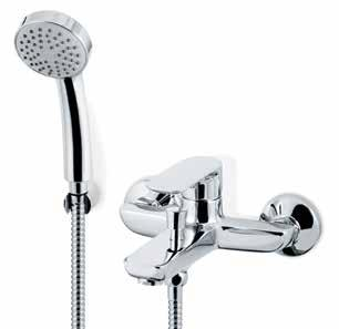 Price CODE Description Price Concealed ½ thermostatic mixer with dual divert, complete with round trim 309 BC9092 Concealed