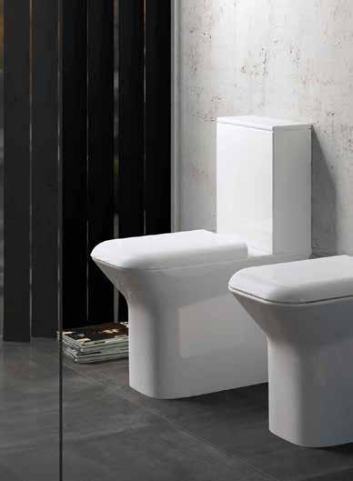 75cm Wash Basin Sit-On / Wall-Hung Size: 75x45x18cm Weight: 20kg 413 PRU275MB1 60cm Wash Basin Sit-On /