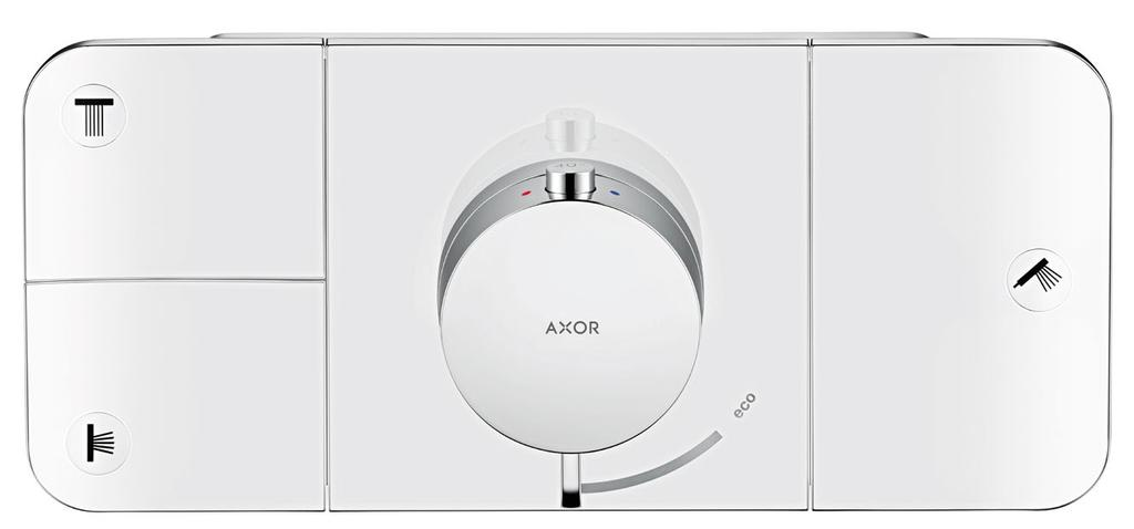 AXOR SHOWERS FORM FOLLOWS PERFECTION - PDF