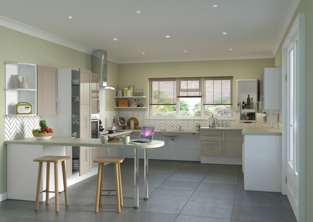 Accessible Kitchens MADE FOR YOU - PDF