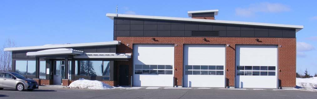 Station 73 is located at 6090 Rockland Rd. in Vars.