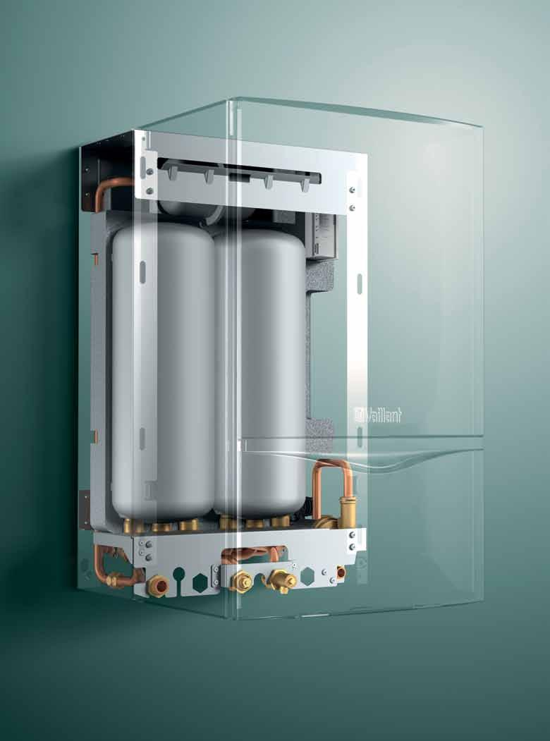 Domestic boiler range. Why Vaillant? because they are the choice of ...