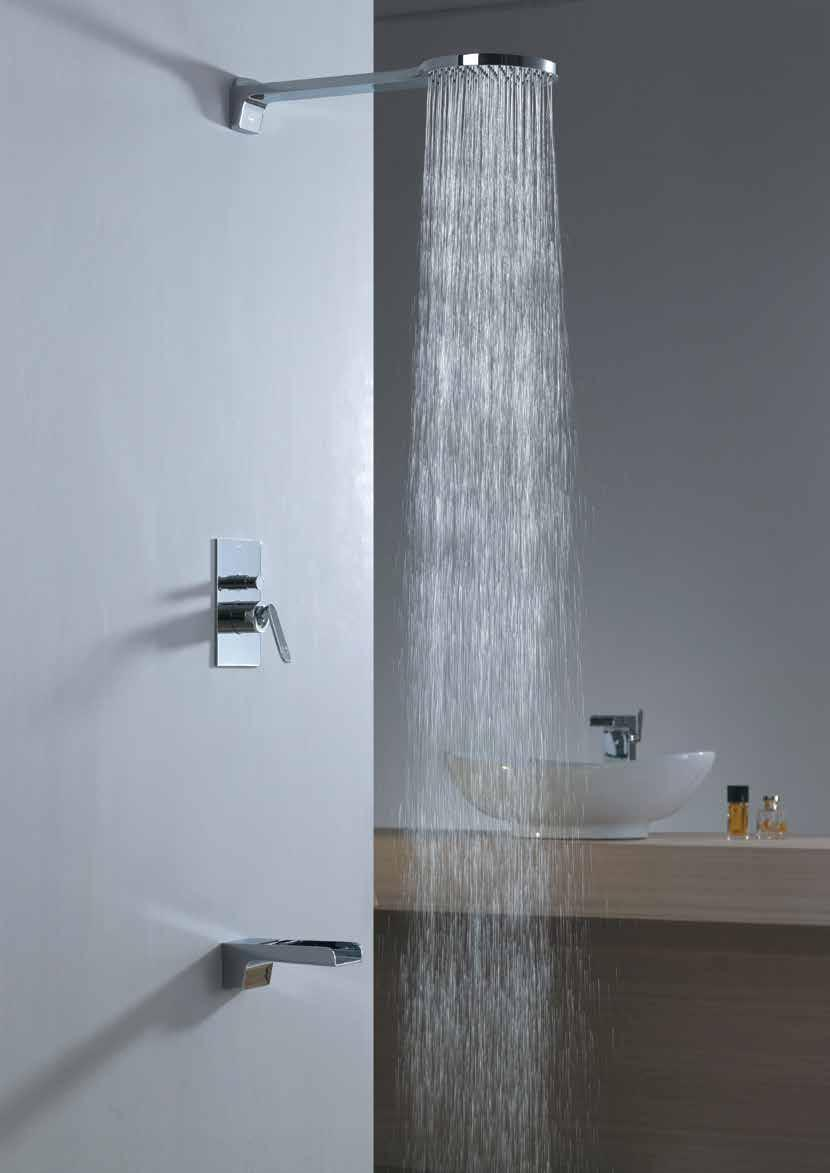 TAPS, SHOWERS AND ACCESSORIES COLLECTION. March PDF
