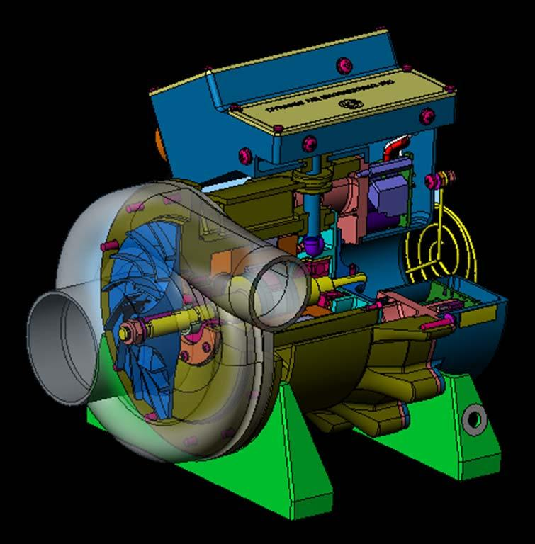 Centrifugal Fans Because the