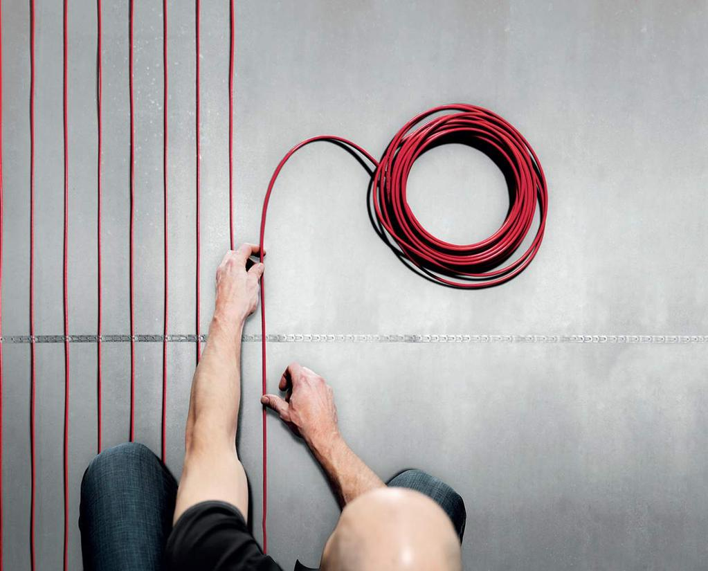Installation Guide - Heating Cables. Installation Guide. Heating ...