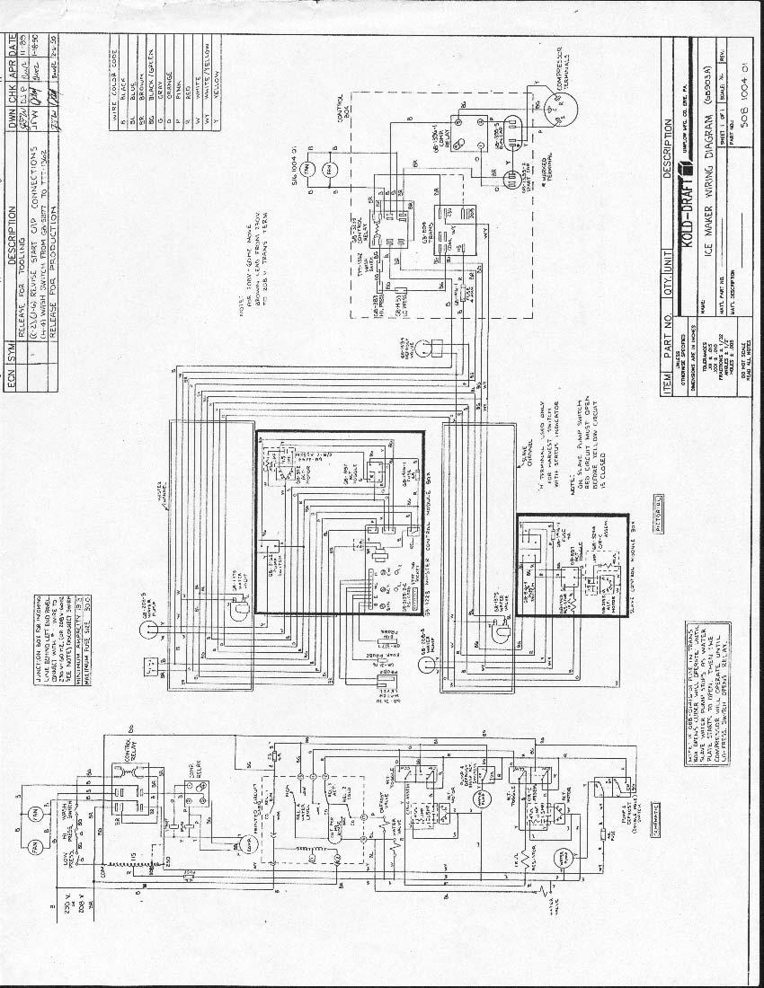 Electromechanical And Electronic Ice Cuber Pdf Perlick Wiring Diagram 78