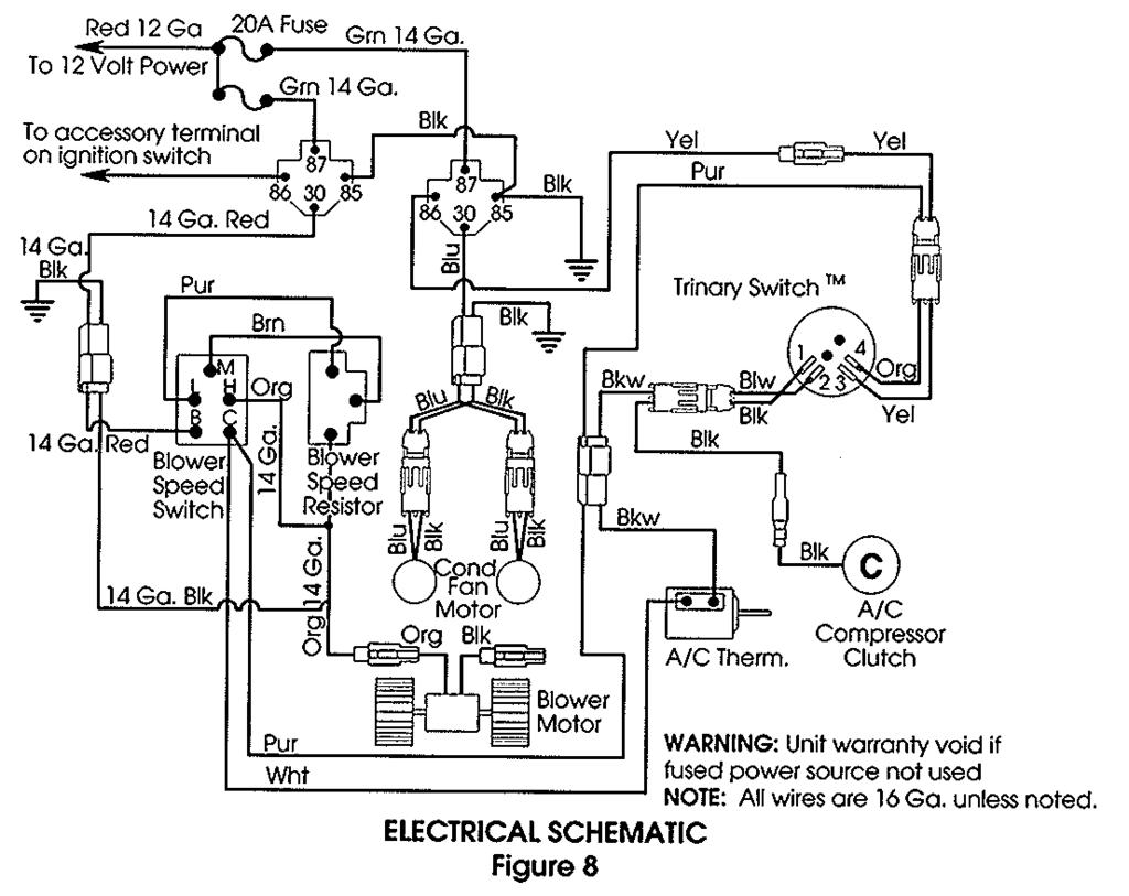 R 8725 8730 Underdash Drop In Evaporator Pdf Typical Wiring Diagrams D Final Assembly And Check 1 Reinstall Fresh Air Intake Hose