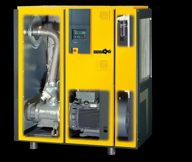 What do you expect from a compressor system? As a compressed air user, you expect maximum efficiency and reliability from your air system.