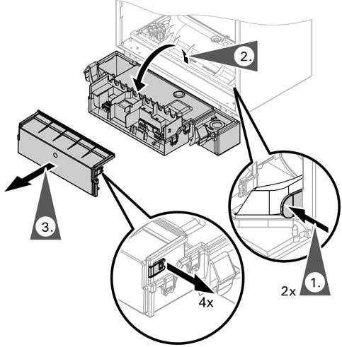 Installation And Service Instructions For Use By Heating Contractor