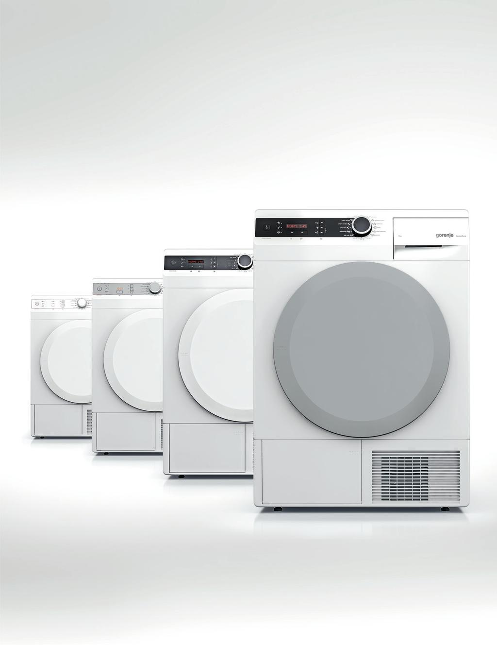One For All You Are Sensocare Washing Machines And Tumble Dryers Pdf Front Load Dryer Furthermore Whirlpool Thermostat Wiring Diagram I 15 New Generation Gorenje Feel The Softness