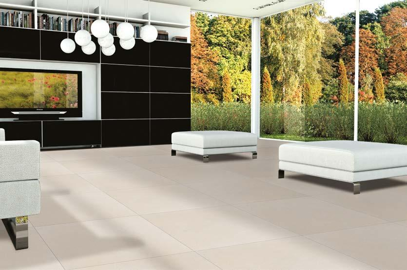 porcelain tile with remarkable details in the ambient.