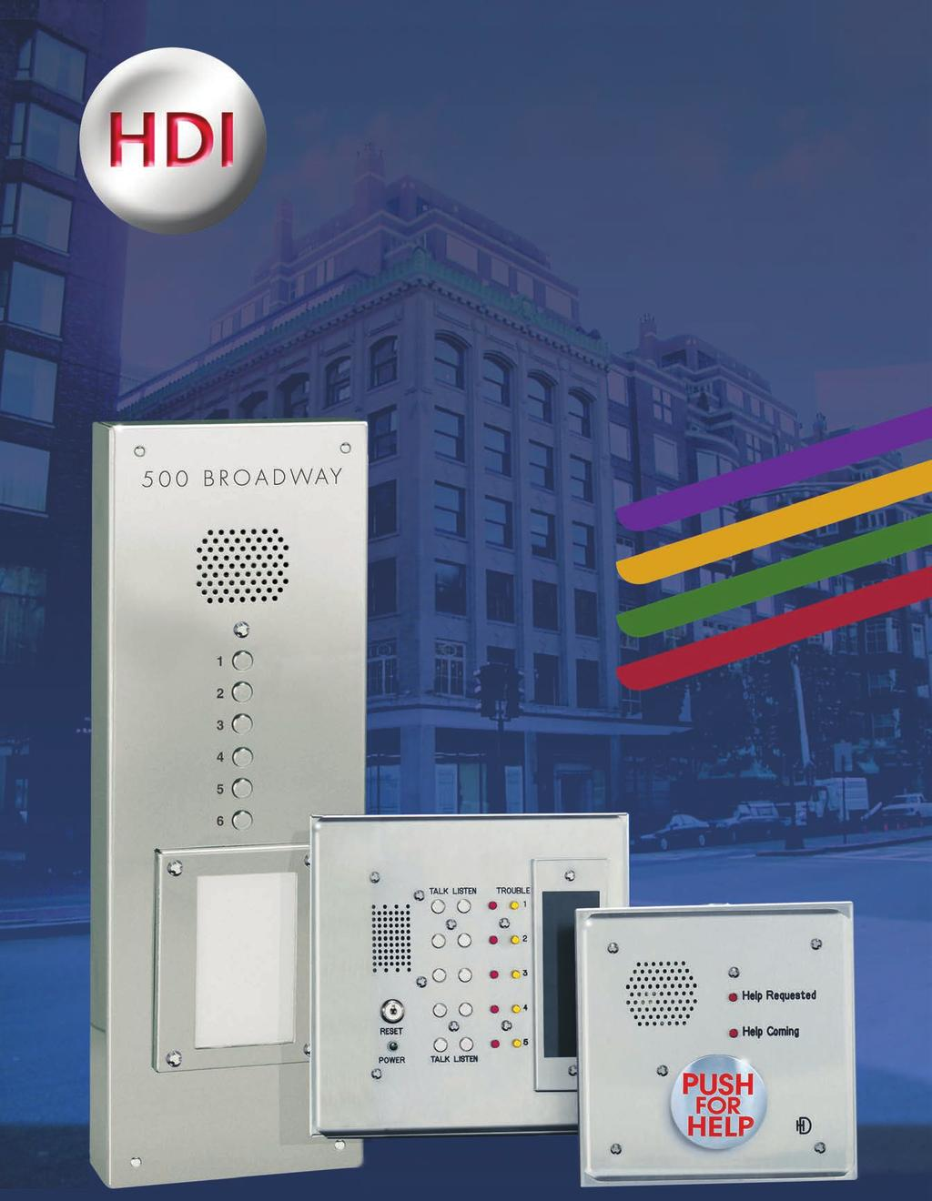 Housing Devices Inc Pdf Wireless Intercom Ac Power Line Cordless Systems Up To 1000 Area Of Refuge Communications Signage