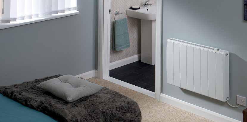 A Glen Dimplex Heating & Ventilation Brand Attractive Q-Rad Electric Radiator Incredible performance and stylish looks The Q-Rad Electric Radiator is perfect for a wide range of applications thanks
